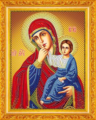 Алмазная вышивка Икона Божией Матери «Отрада»